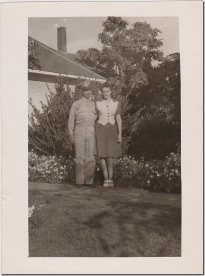 Mom Dad 1941